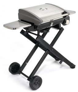 Best Gas Grills Under 200 - Cuisinart CGG-240 All Food Roll-Away Gas Grill