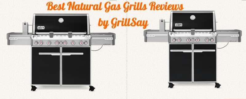10 Best Natural Gas Grills Reviews 2019