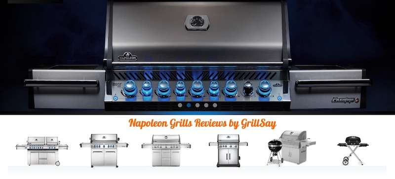 Top 10 Napoleon Grills Reviews 2019