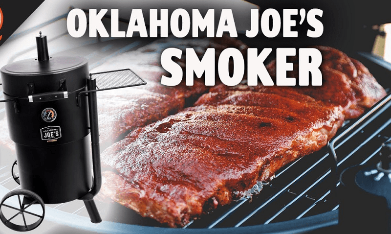 Oklahoma Joe Smoker Reviews