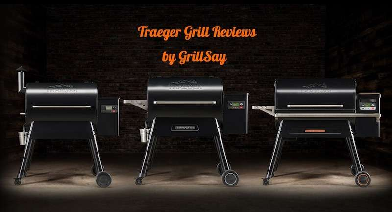 Top 10 Traeger grills reviews 2019