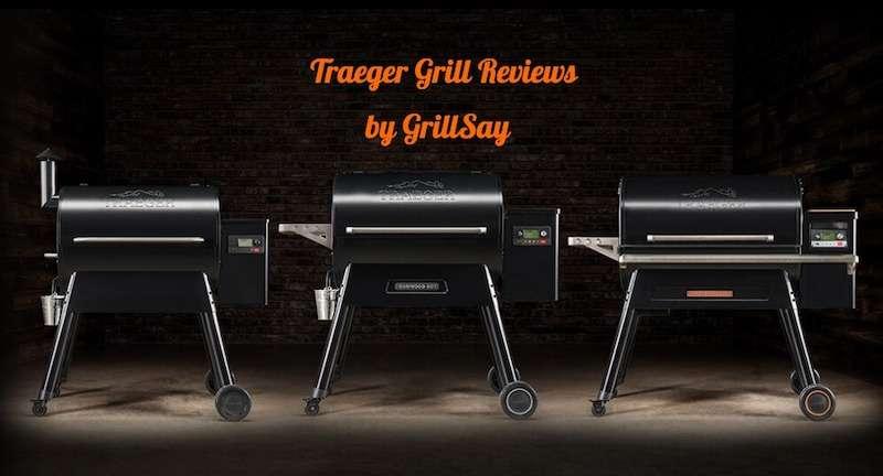 Top 10 Traeger Grill Reviews 2019