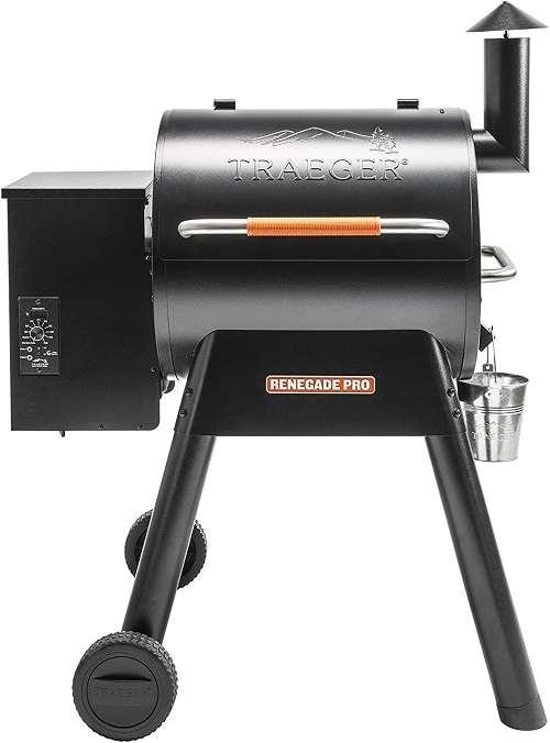 Traeger Grills TFB38TOD Renegade Pro Wood Pellet Grill
