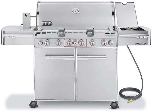 Weber Summit 7470001 Natural-Gas Grill