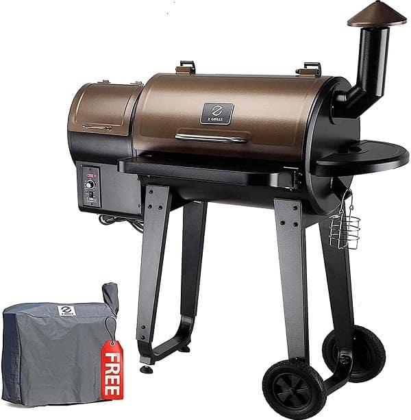 Z Grills ZPG-450A Wood Pellet Grill