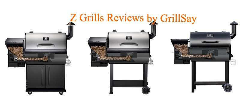 Top 5 Z Grills Reviews and Comparison 2019