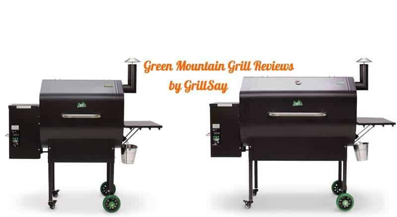 Top 5 Green Mountain Grills Reviews 2019