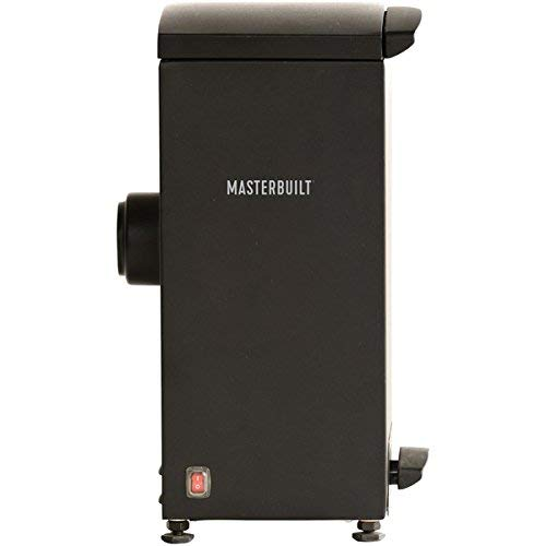 Masterbuilt Electric Smoker Reviews - Masterbuilt Outdoor Electric Wood Chip Pellet Burning BBQ Slow Smoker Attachment