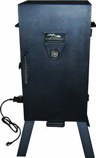 Masterbuilt Electric Smoker Reviews - Masterbuilt 20070210 30-inch Black Electric Analog Smoker