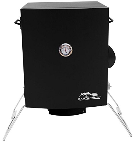 Masterbuilt Electric Smoker Reviews - Masterbuilt Outdoor Portable Barbecue Small Electric Meat Smoker Grill