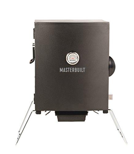 Masterbuilt Electric Smoker Reviews - MB20073716 Patio-2- Portable Electric Smoker Black
