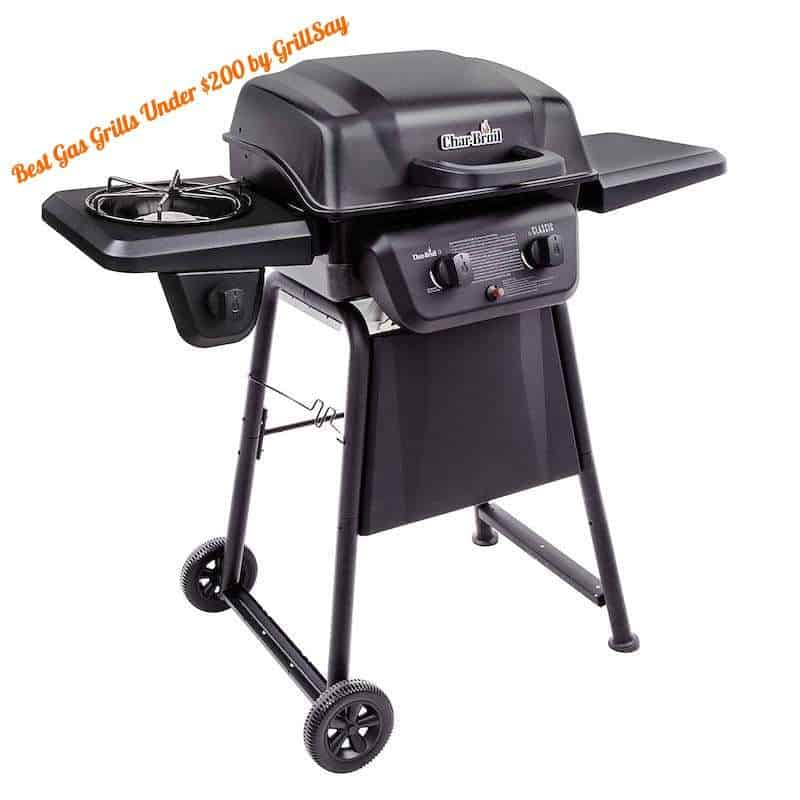 Best Gas Grills Under 200 by GrillSay