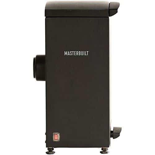 Masterbuilt Outdoor Electric Wood Chip Pellet Burning BBQ Slow Smoker