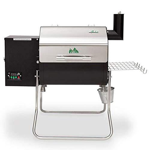 Green Mountain Grills vs Traeger Grills - Green Mountain Davy Crockett Pellet Grill- Wi-Fi enabled