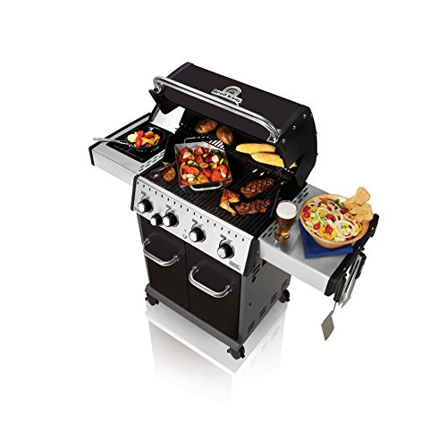 Propane Grill Reviews -Broil King 922164 Baron 440 Liquid Propane Gas Grill