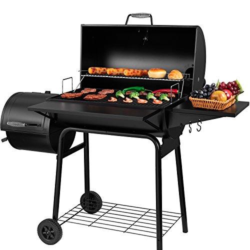 Best Offset Smoker Reviews - Royal Gourmet Barbecue Offset Smoker