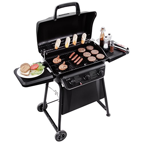 Char Broil Propane Grill Reviews - Char-Broil Classic 360 3-Burner Liquid Propane Gas Grill