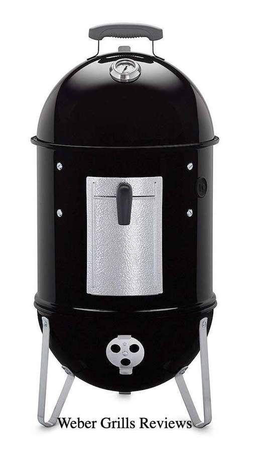 Weber 14-inch Smokey Mountain Charcoal Smoker