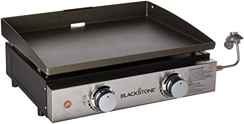 Top 6 Blackstone Grills Reviews - Blackstone 22 Inches Tabletop Grill Portable Gas Griddle