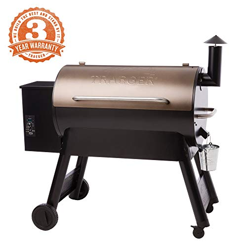 Compare Pit Boss Austin XL to Traeger Grills TFB88PZBO Pro Series 34