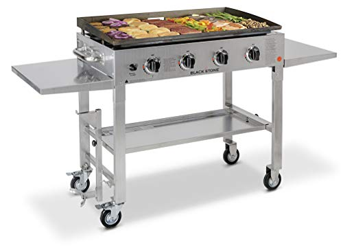 Top 6 Blackstone Grills Reviews - Blackstone 36 Inches Stainless Steel Outdoor Gas Grill Griddle