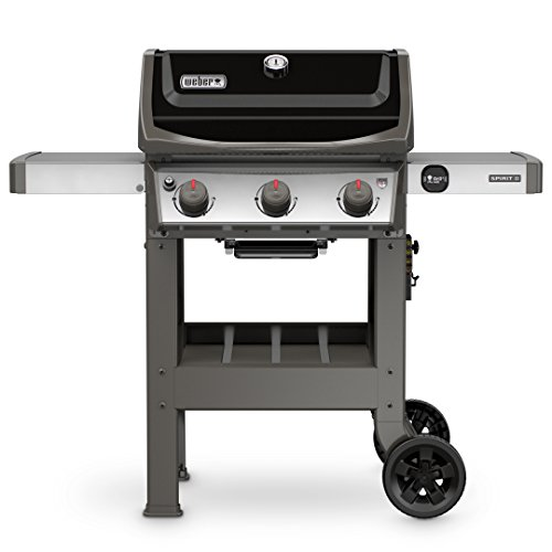 Best Gas Grills Under $500 - Weber 45010001 Spirit II E-310 3-Burner Liquid Propane Grill