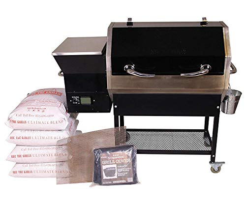 Compare Rec tec trailblazer with Rec Tec Grills Stampede
