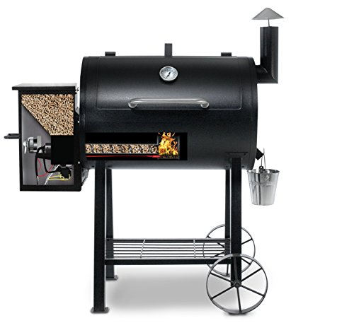 Best Pit Boss Smoker Reviews - Pit Boss Grills 71820FB PB820FB Barbecue Pellet Grill & Smoker