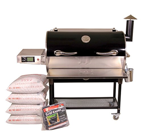 Compare Char-Broil Performance 475 to Rec Tec RT 700