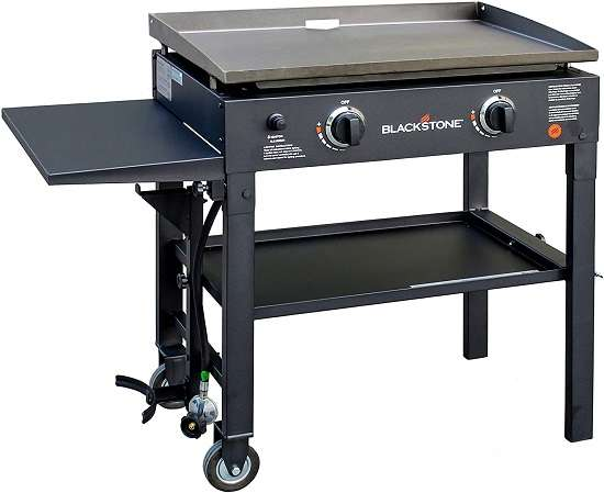 Blackstone 28 Inches Outdoor Gas Grill Griddle Station