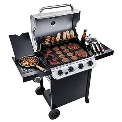 Char Broil Performance 475 Review