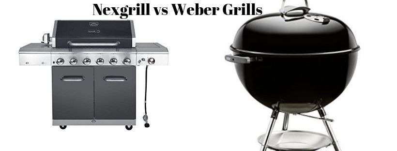 Nexgrill vs Weber Grills