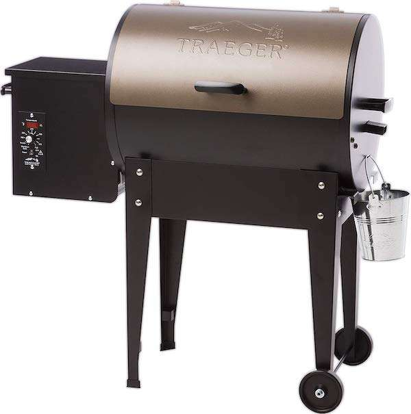 Traeger Junior Elite Review