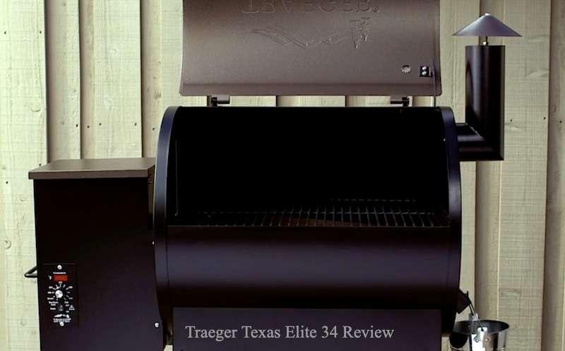 Traeger Texas Elite 34 Review