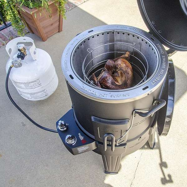 What Users are Saying About Char-Broil Big Easy True Smoker