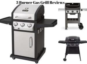 3 Burner Gas Grill Reviews