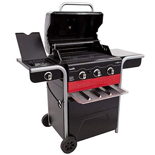 What is the Disadvantage of the Char-Broil Gas2Coal 3-Burner?