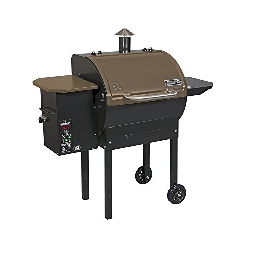 Camp Chef SmokePro DLX Bronze Review