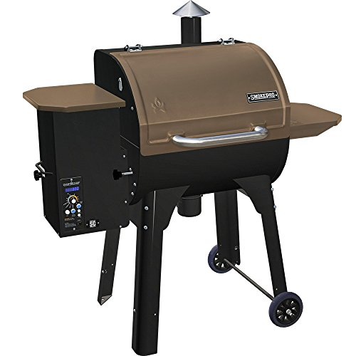 Camp Chef SmokePro SG Wood Pellet Grill Smoker (PG24SGB) Review
