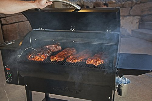 What Users Are Saying About Camp Chef SmokePro Lux Pellet Grill
