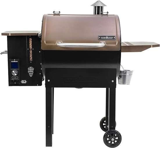 Camp Chef SmokePro DLX Bronze
