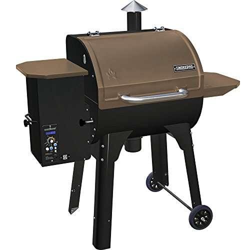 Camp Chef SmokePro SG Wood Pellet Grill Smoker (PG24SGB)