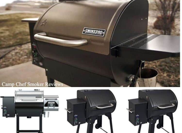 Camp Chef Smoker Reviews - SmokePro Vs Camp Chef Woodwind Reviews