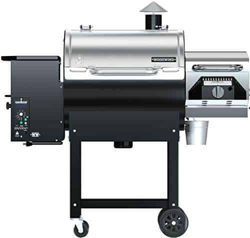 Camp Chef Woodwind Classic Pellet Grill