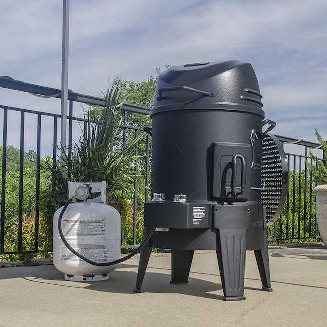 Char Broil Big Easy True 3-in-1 Review