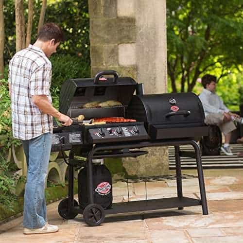 Char Griller 5050 Review