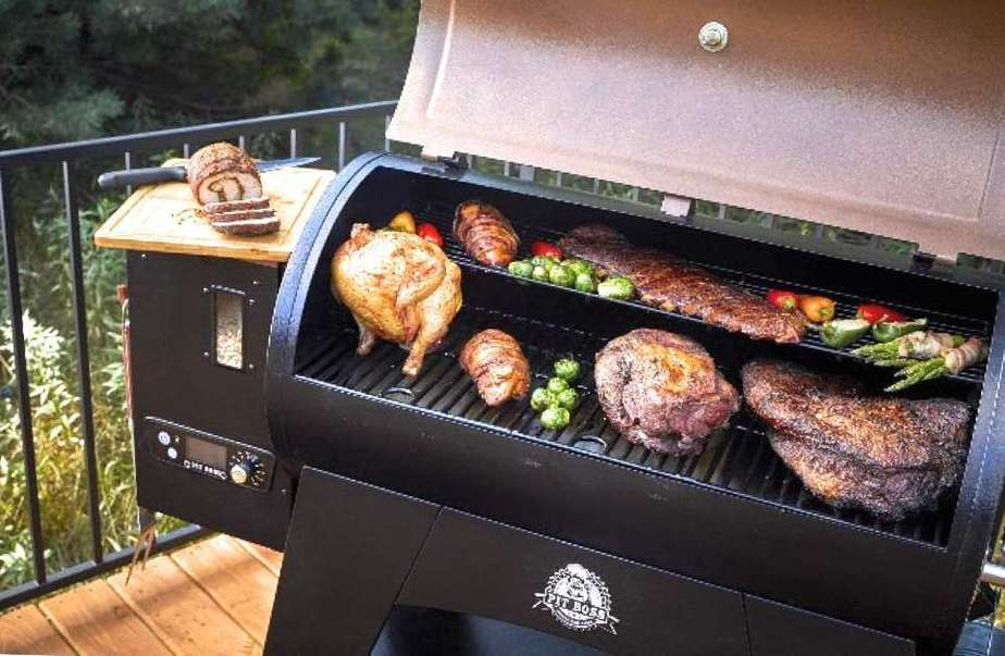 Image result for pit boss pellet grill review