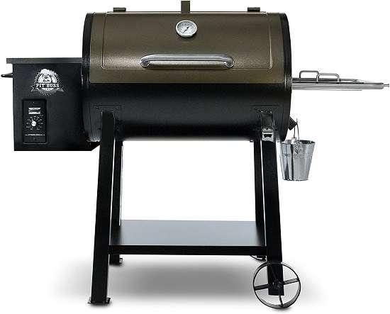 Pit Boss LGrill Deluxe Wood Pellet Grill (72440-PB440D)