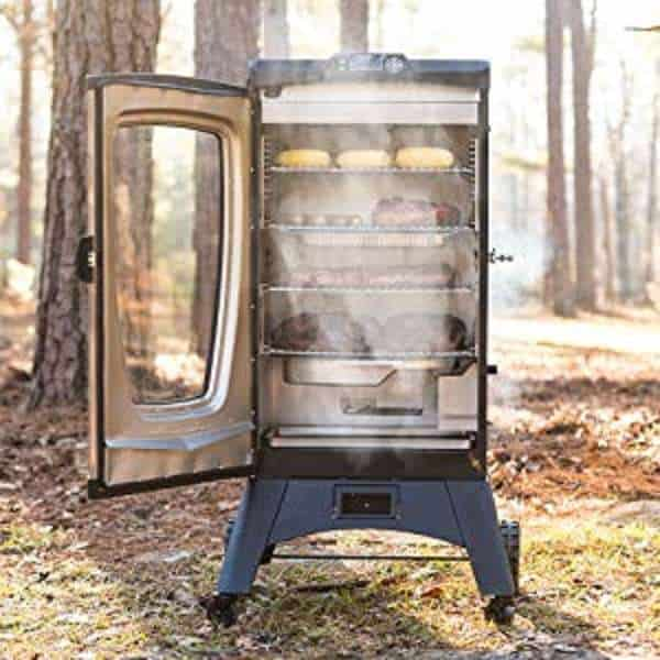 Masterbuilt 20070210 Electric Analog Smoker Review