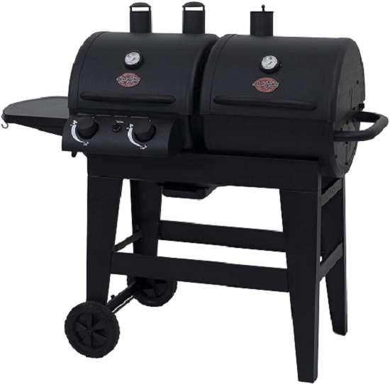Char-Griller 5030 2-Burner Gas
